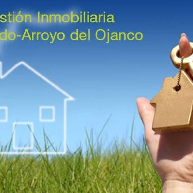 Gestión Inmobiliaria Arroyo del Ojanco: Asesoría e Inmobiliaria  de ASESORES ARROYO DEL OJANCO
