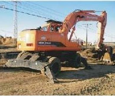 Excavaciones en Avila