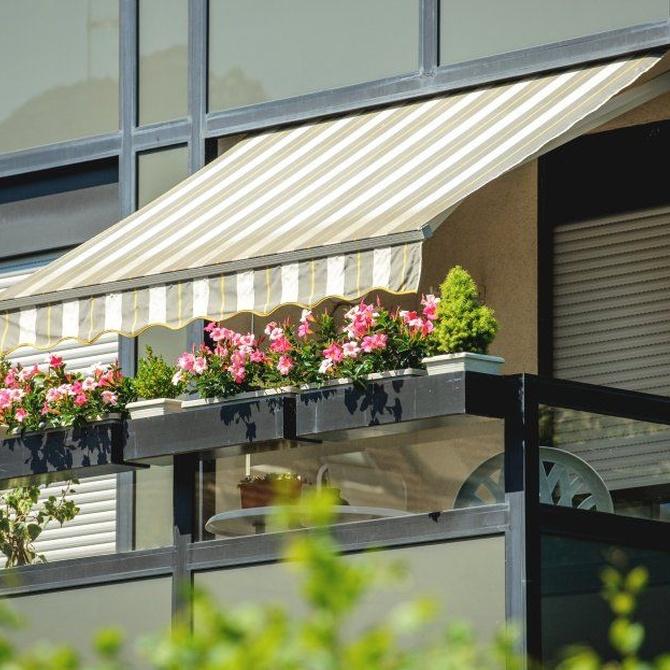 Las ventajas de tener un toldo en tu balcón