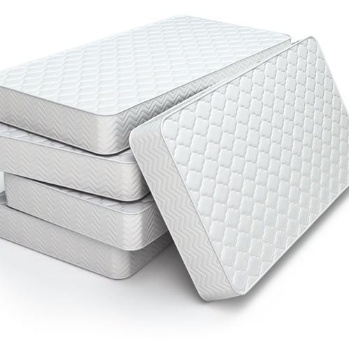 Gomespuma para colchón de diferentes densidades