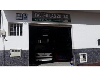 Revisiones: Servicios de Taller Las Zocas