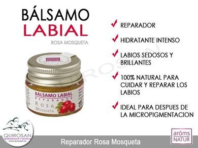 Balsamo Labial ROSA MOSQUETA