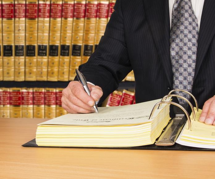 Derecho administrativo: Especialidades de Manzano y Muñiz Abogados
