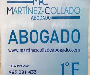 Galería de Abogados en San Vicente del Raspeig   Martínez Collado Abogado