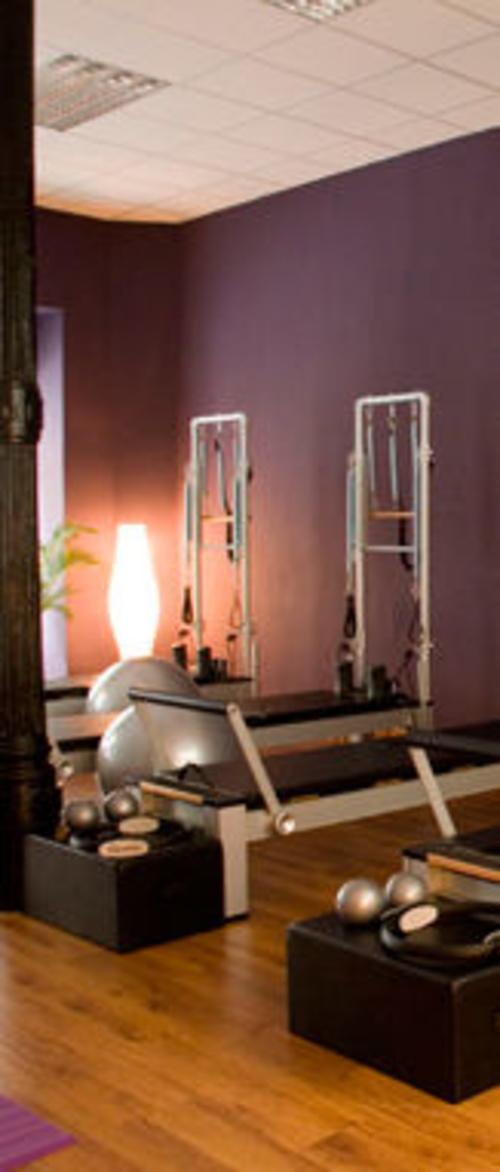 Pilates máquina