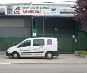 Carpintería de Aluminio y PVC Baskongadas