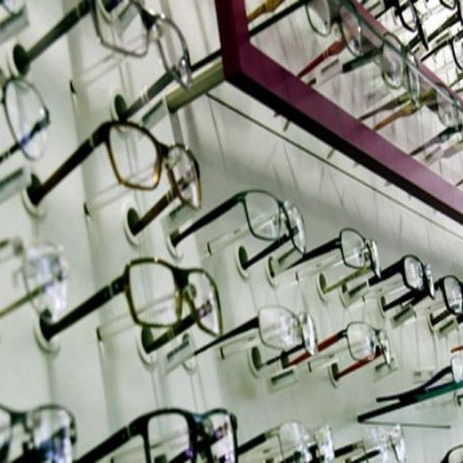Diferentes tipos de lentes