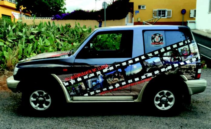 Rotulación de vehículos: Productos y servicios de Tecnointra