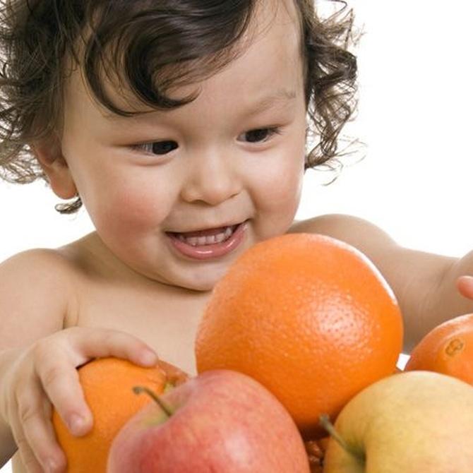 Qué debe incluir una dieta infantil equilibrada