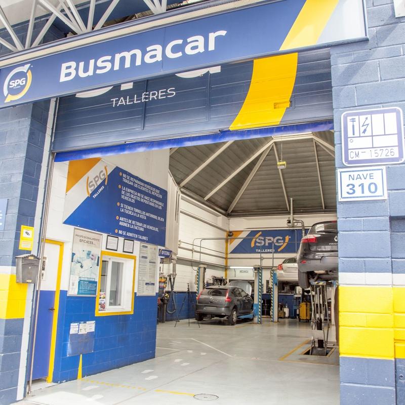Mecánica : Servicios de Talleres TAG Alcalá