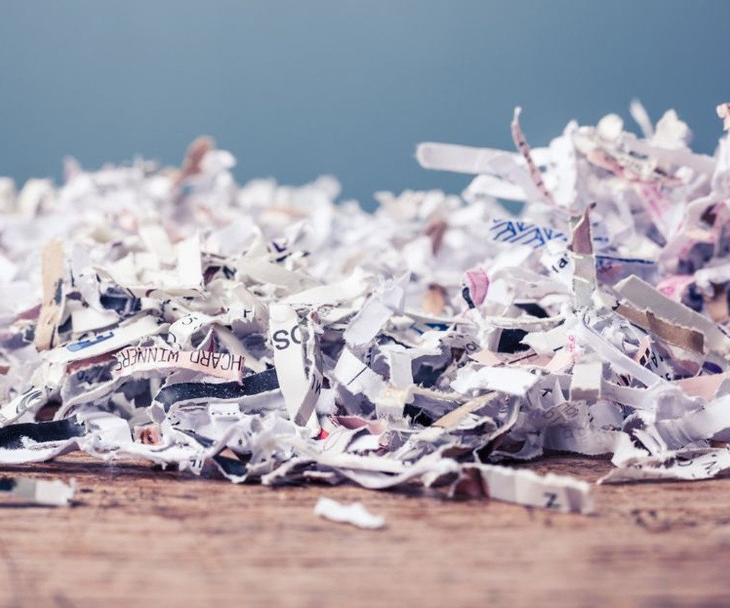 La destrucción de documentos y la LOPD