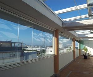 Cortinas de cristal en Cádiz