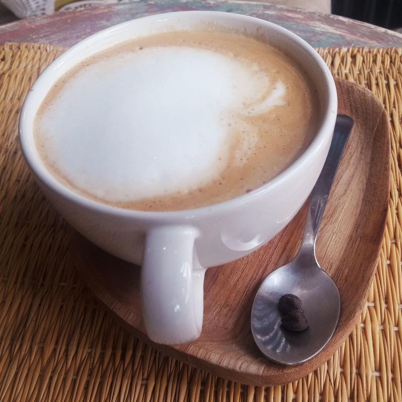 Café bio e infusiones: Carta de Grow Café