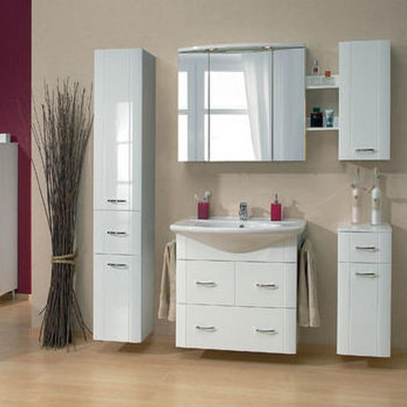 Muebles de baño: Servicios de Cristalería Adorna
