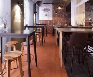 Interior de nuestro bar en A Coruña