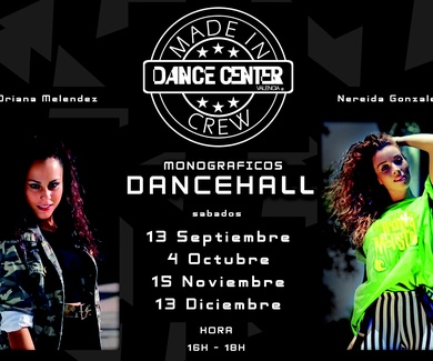 CLASES DANCEHALL