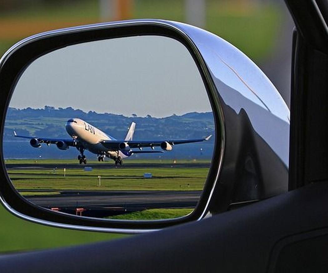 Por qué coger un taxi para ir al aeropuerto