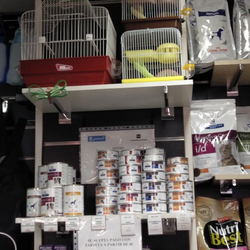 Para aves: Productos de Mascotas Madrid