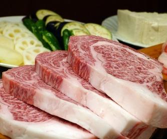 Ternera blanca: Productos  de Carnicería Muñogalindo