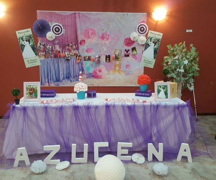Celebración de eventos: Servicios de El Rincón Montubio