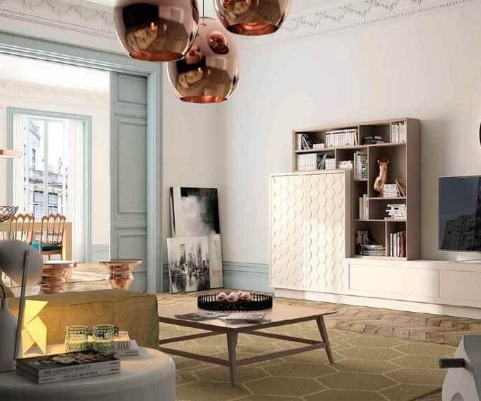 Gama de muebles: Nuestros muebles de Muebles Aguado