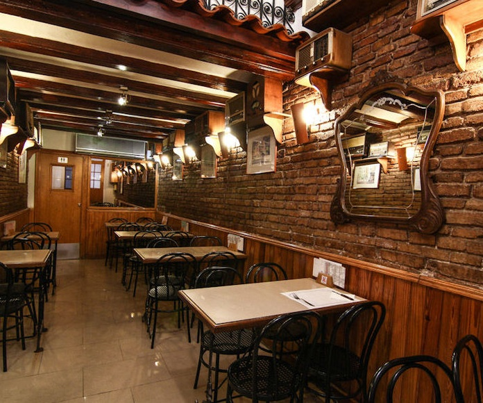 Bar Castells Barcelona