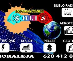 Calderas de biomasa en Cáceres | Instalaciones Solís