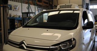 Montaje Citroën Jumpy