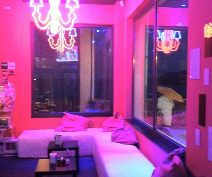 Café bar 8 Villas