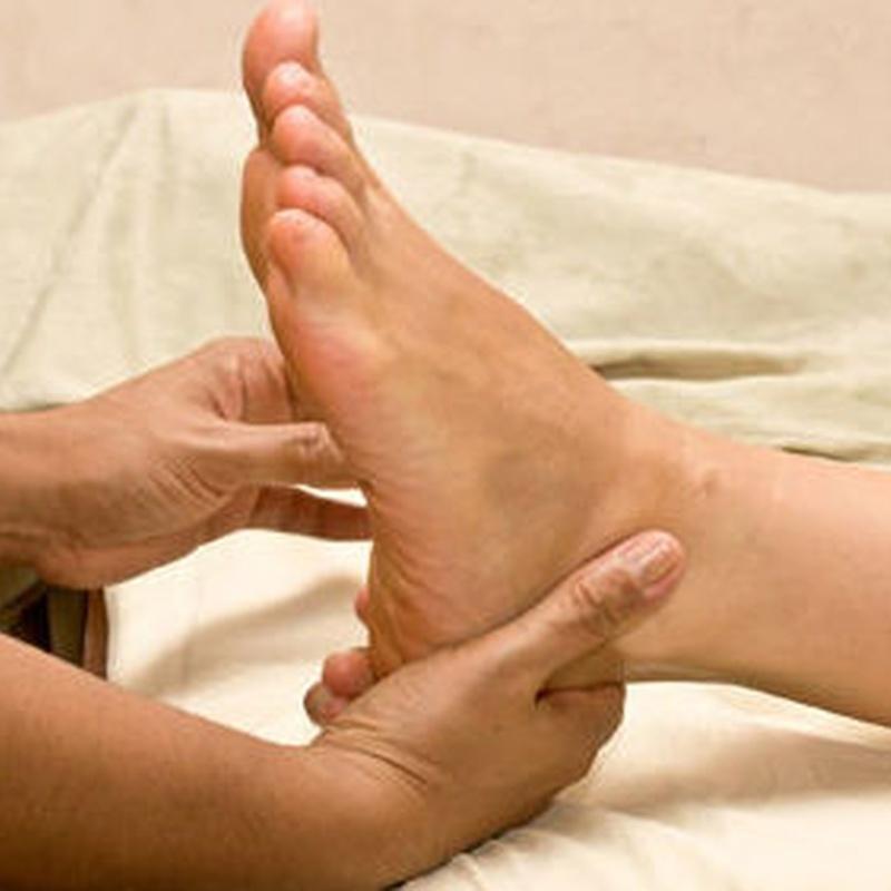 Fisioterapeuta: Servicios médicos de Centro Médico Trébol