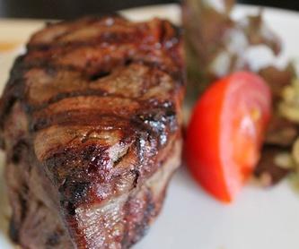 Nuestra carta: Sugerencias de Restaurante Botavara