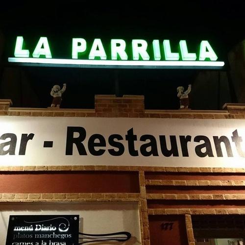 Bar Restaurante La Parrilla en Tomelloso