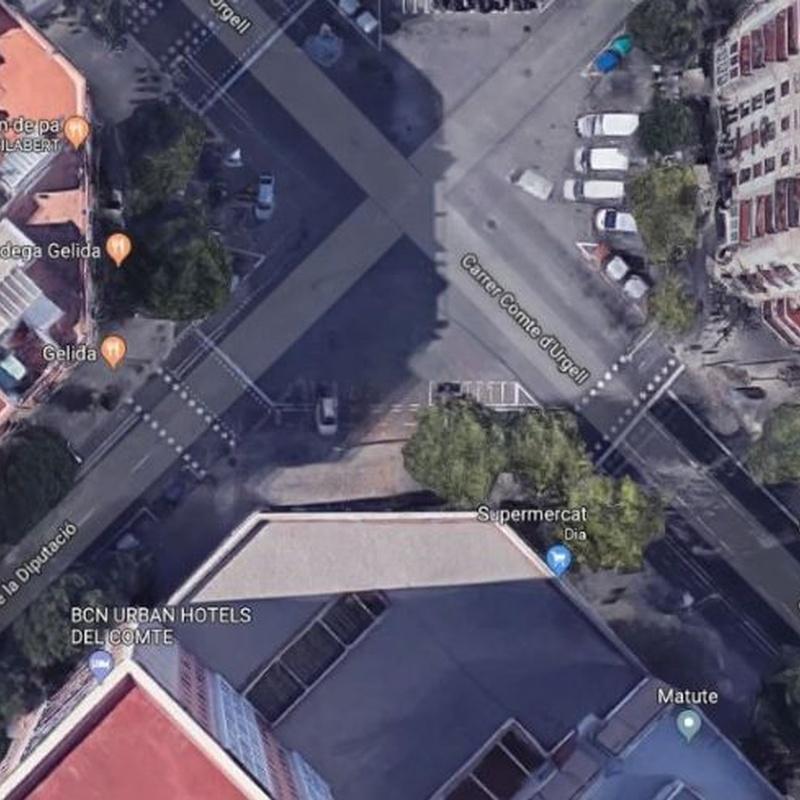 Piso en Barcelona situado en la zona de Eixample: Nuestros inmuebles de CAC Investments