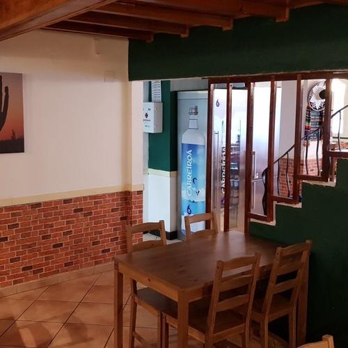 Amplia carta de cocina mexicana en Ourense