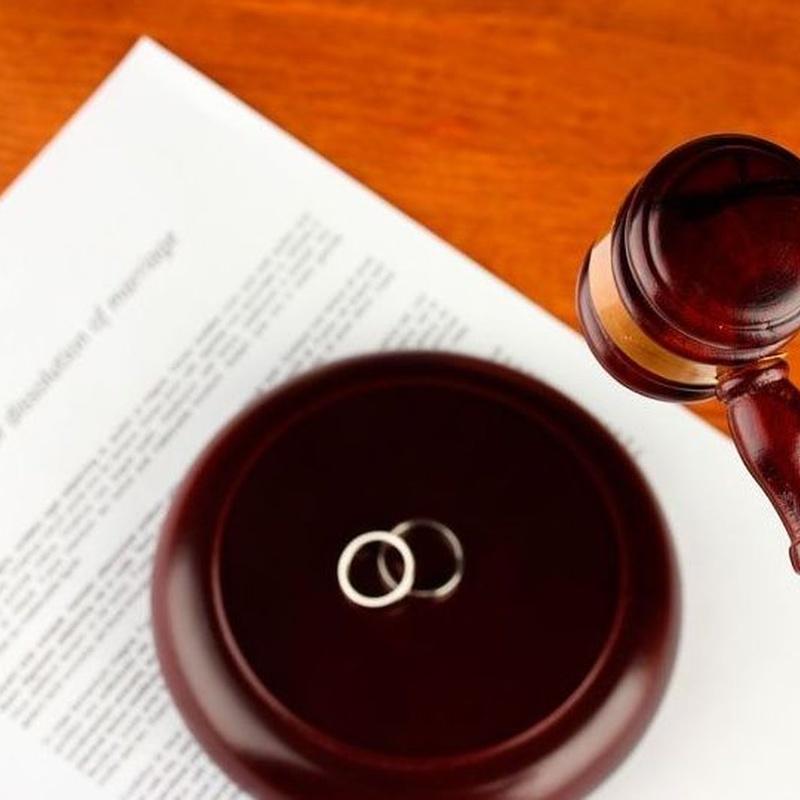 Abogado experto en derecho de familia. Separaciones, divorcios. Liquidación de gananciales.