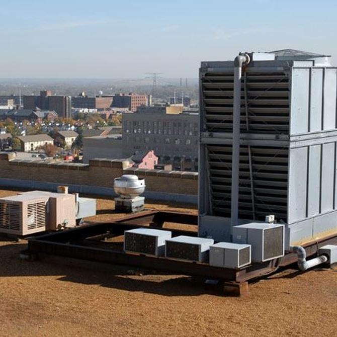 Tipos de filtros que se utilizan en ventilación industrial