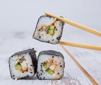 Dim sum: Carta y Menús de Restaurante Tsuruma