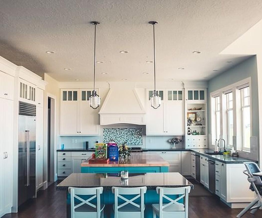Dale color a tu cocina: las tendencias de 2019