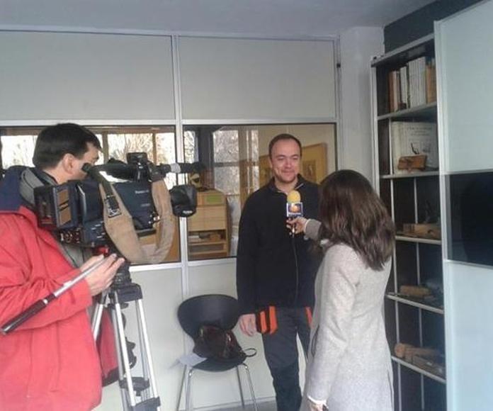 Entrevista Televisa