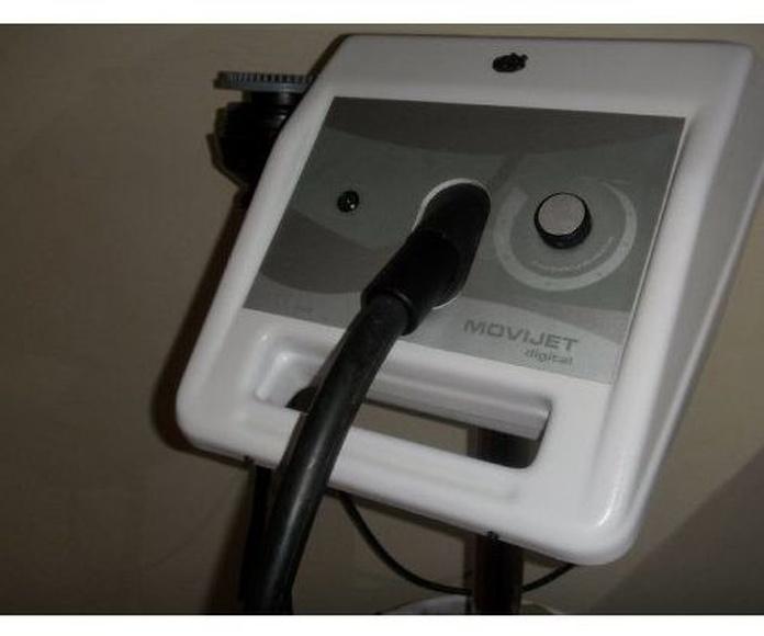 Aparato vibrador que nos ayuda a realizar un intenso masaje activador
