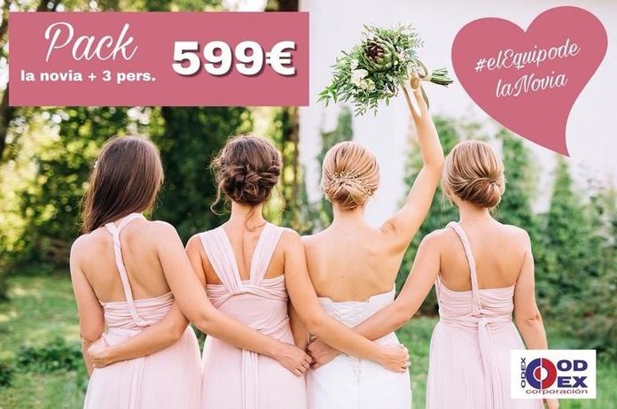 Promociones de novias: Tratamientos estéticos de Odex Corporación