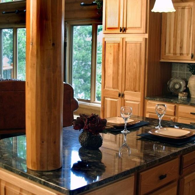 Ideas para la reforma de tu cocina: una encimera de mármol