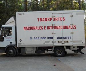 Galería de Mudanzas y guardamuebles en Ourense   Transportes y Mudanzas Antonio