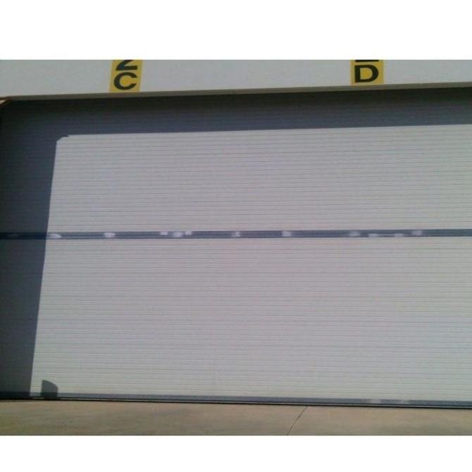Ventajas de las puertas seccionales para tu garaje