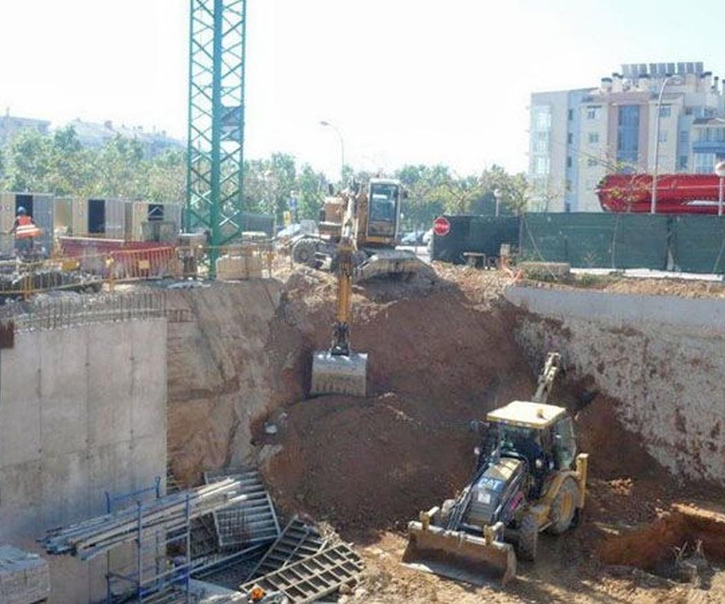 Estudios geotécnicos para proyectos de excavaciones