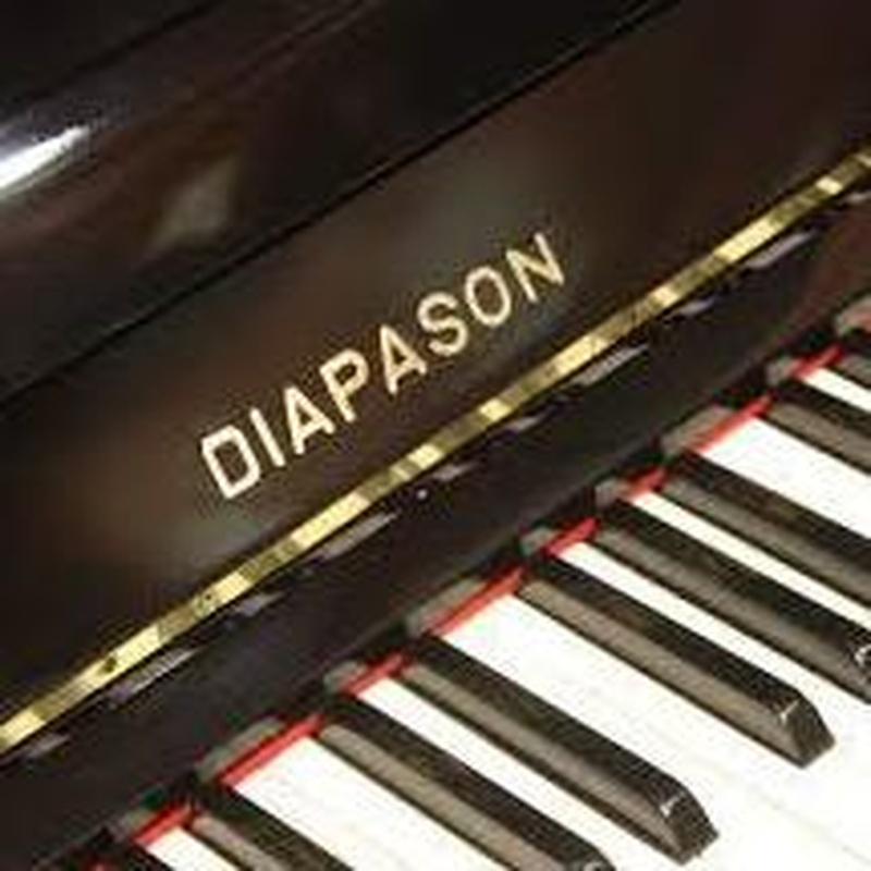 PIANO ALQUILER DIAPASON 125C HECHO POR KAWAI ALQUILADO: Catálogo de L'Art Guinardó