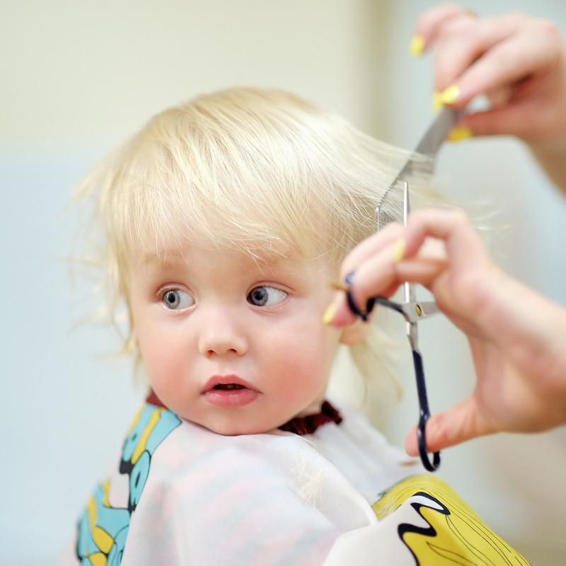 Corte de pelo niños: Peluquería unisex  de Cristina Paulo Peluquería Unisex