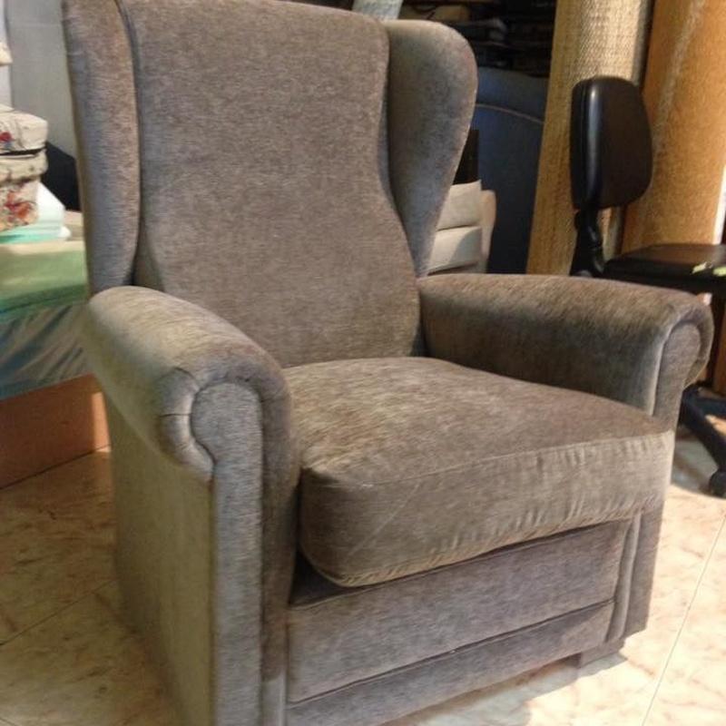 Tapicería de muebles y sofás: Servicios de Tapisseria Vallbona
