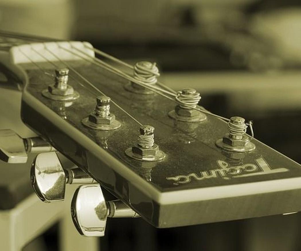 Aprender a tocar la guitarra como propósito para este nuevo curso