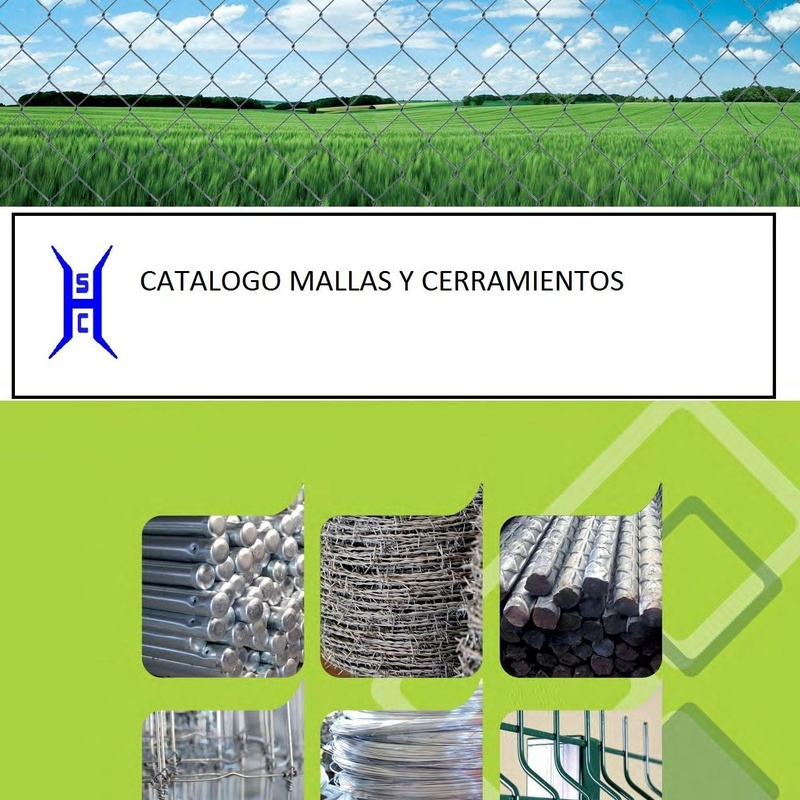 Mallas: Productos de HIERROS SAN CAYETANO
